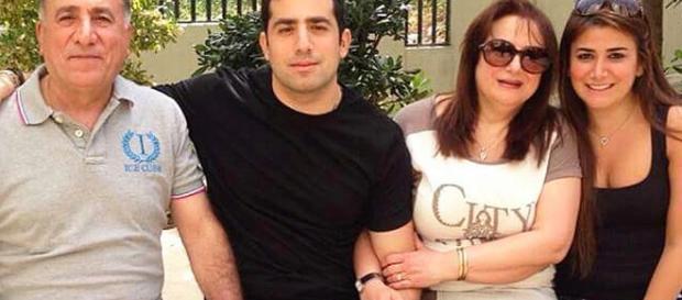 Família de Kaysar. (Foto internet)