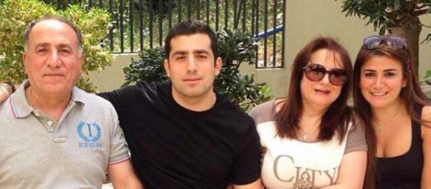 Família de Kaysar já estaria hospedada no Rio de Janeiro
