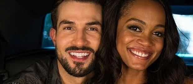 Former 'Bachelorette' Rachel Lindsay and Bryan Abasolo plan to marry this year [Image: RealityTVserieS/YouTube screenshot]