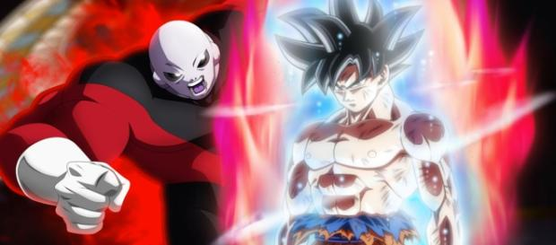 Goku vs Jiren (Dragon Ball Super) - Rhymestyle