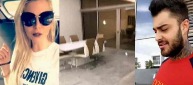 Les Marseillais Australia : Jessica et Thibault sont arrivés dans leur maison de luxe à Dubaï