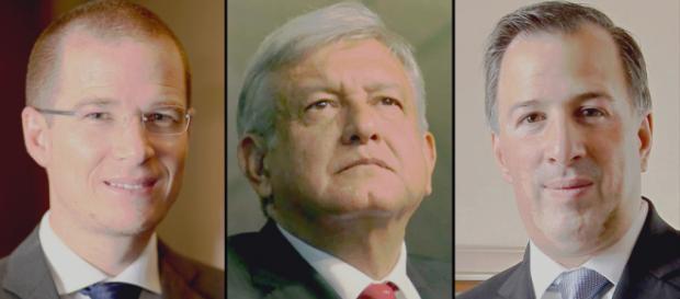 Los tres grandes frentes de 2018 no eligieron democráticamente a ... - elexpediente.mx