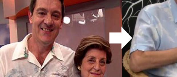 Luiz Gasparetto, ex-apresentador da RedeTV!, revela ter câncer no pulmão (Reprodução/Facebook)