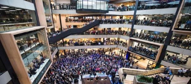 Nuevo campus de Microsoft en Dublin