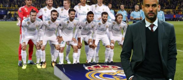 Once inicial del Real Madrid. Dos de ellos los quiere Guardiola.
