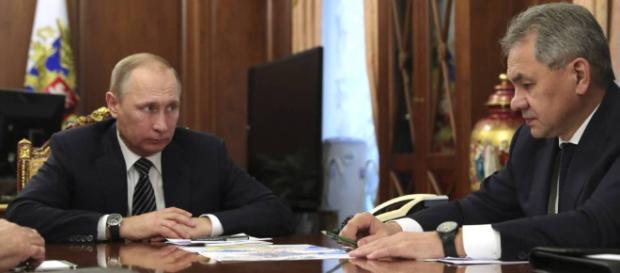 Putin anuncia un alto el fuego entre el régimen y los rebeldes ... -