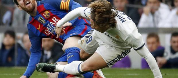 Real Madrid y Barcelona con un pié en 4tos de Final