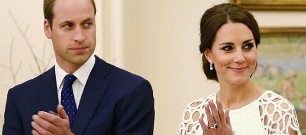 Why Prince William doesn't wear a wedding ring, but Kate Middleton does. Image Credit: Elise Taylor / YouTube Screenshot