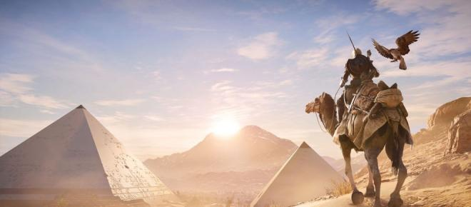 Alla scoperta dell'Egitto grazie a Assassin's Creed Origins