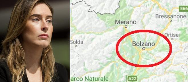Maria Elena Boschi a Bolzano, i dissidenti si ribellano