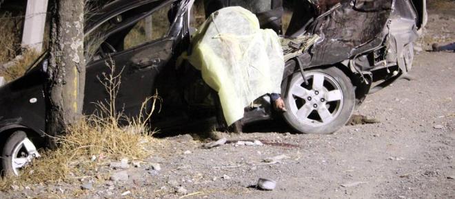 Lamentable: ¡Menor conducía auto y causa muerte a cinco niños!