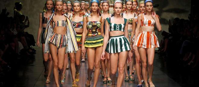 Al via la settimana della moda a Milano