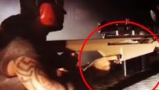Com arma na mão, Gusttavo Lima atira e o que diz revolta seguidores; assista