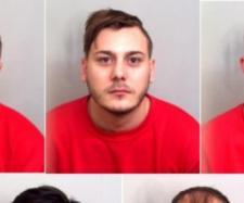 Cinci români, spărgători de case, au fost condamnați la 12 ani de închisoare în Marea Britanie