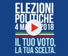Elezioni politiche domenica 4 marzo 2018