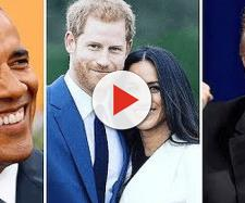 Former President Obama invited to Prince Harry's wedding but not President Trump [Image: REACTverse/YouTube screenshot]