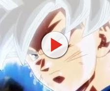 Goku en su fase final de Dragon Ball Super