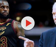 LeBron to team up with Popovich? - (Image: YouTube/NBA)