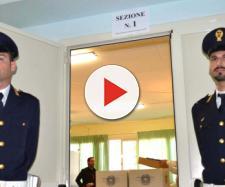 Polizia ai seggi elettorali (Foto generica di repertorio tratta da vari siti web)