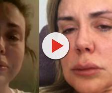 """Renata Banhara desabafa após traição e agressão: """"Será que sou forte?"""" (Foto Reprodução)."""