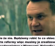 Poseł Prawa i Sprawiedliwości Dominik Tarczyński zabrał głos w sprawie ataków na Polskę (facebook.com).