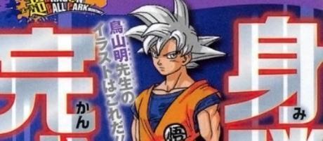 Dragon Ball Super - ¡La forma final de Goku Ultra Instinto! ¡Un ... - hobbyconsolas.com