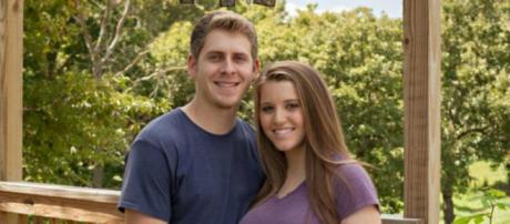 Joy-Anna Duggar and Austin Forsyth - social media