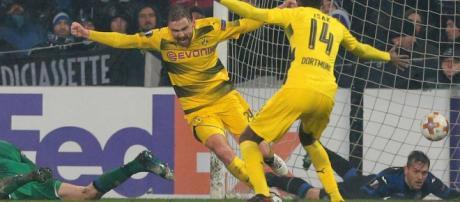 Schmelzer fue la figura con su gol al 83. beIN Sports.com.