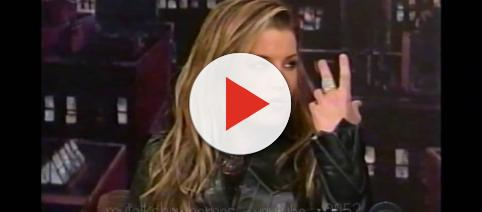 Lisa Marie Presley's court drama continues. [Image Credit: YouTube/MyTalkShowHeroes]