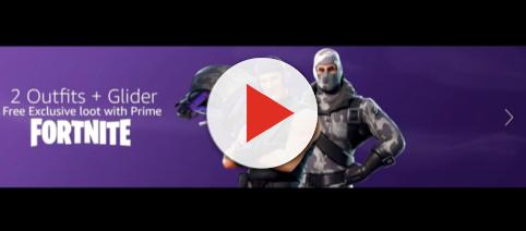 Upcoming 'Fortnite' Prime exclusives. - [Ears / YouTube screencap]