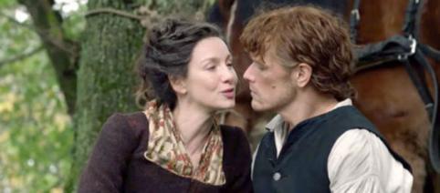 Outlander film their much anticipated 4th season| image -Celebrity ... - celebrityinsider.org