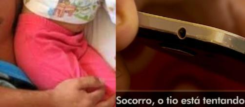 Adolescente pede socorro ao pai por celular antes de estupro por tio: 'pai, corre'