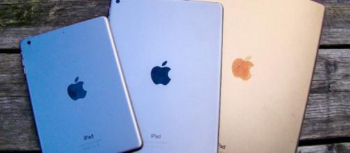 Apple lanzará nuevos modelos de iPad.
