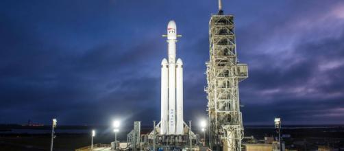 Así será hoy el lanzamiento del Falcon Heavy.