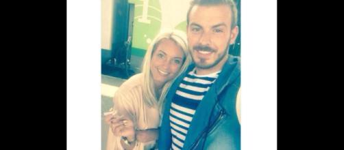 Aurélie Dotremont et Julien Bert, fous amoureux, fêtent leurs 10 ... - purepeople.com