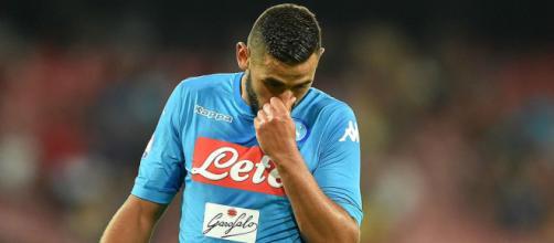 Faouzi Ghoulam, calciatore del Napoli