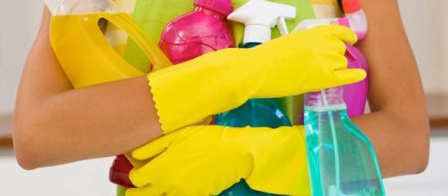 Detergenti per la pulizia dannosi per la salute: i dettagli