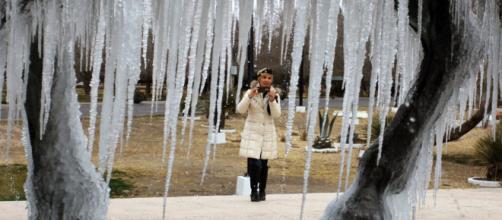 El golpe de frío afectará a todo el Reino Unido a partir de la noche del domingo, con temperaturas que se espera que bajen a -8ºC