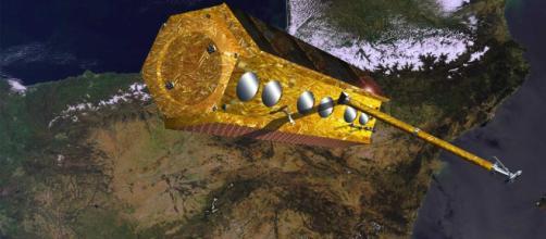 El primer satélite espía español, ya está en órbita