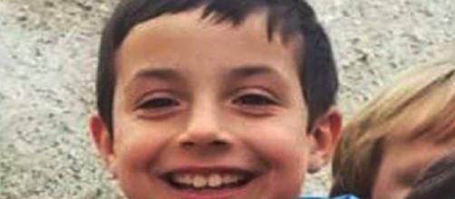 Gabriel Cruz, el niño desaparecido en Níjar.
