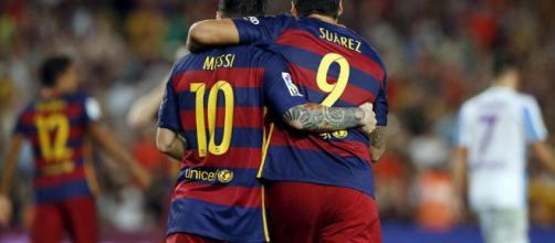 La coppia-gol del Barcellona ... - eurosport.com