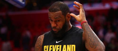 LeBron will stay in Cleveland? - (Image: YouTube/Cavaliers)