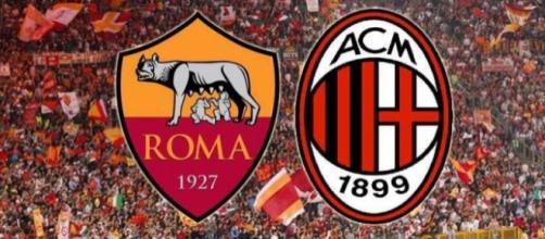 Live Roma-Milan: info tv e streaming