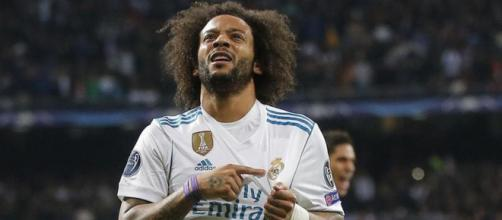 Marcelo suffers injury scare as Real Madrid edge Real Betis in ... - (Image via shropshirestar/Youtube)