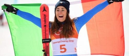 Olimpiadi invernali, Sofia Goggia vince la medaglia d'oro nella ... - iulm.it