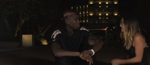 Paul Pogba Interview - 'United Aren't Scared Of Anyone!' - Image credit - RedDevilsLatest | YouTube
