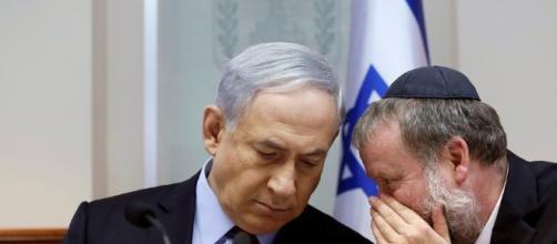 El caso de corrupción de Benjamín Netanyahu