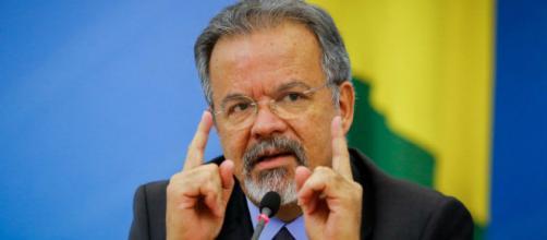 Raul Jungmann toma posse do Ministério da Segurança Pública. (foto reprodução).