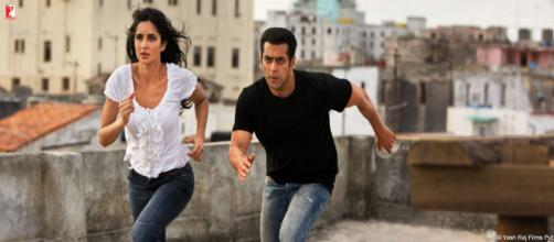 Salman Khan and Katrina Kaif might get arrested (Image Via Yash Raj Films)
