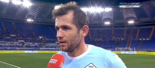 Senad Lulić, giocatore della Lazio